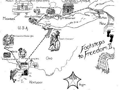 garrison map Facun