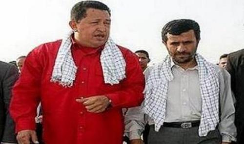 chavez ahmadinejad iran Facun